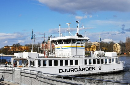 Djurgården Ferry in Stockholm | | Three Days in Sweden's Stunning Capital | Oregon Girl Around the World