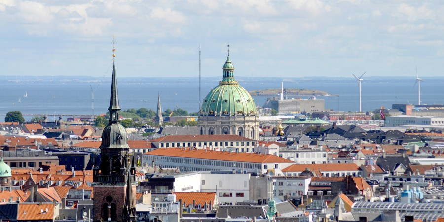 Where to Find the Best Views of Copenhagen