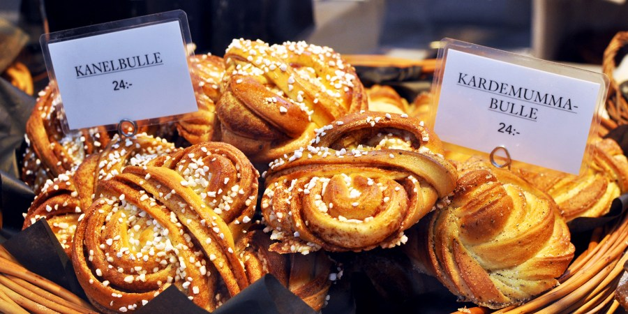 Celebrate Sweden's Obsession with Cinnamon Buns