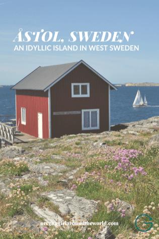 Spend a Weekend Away in the West Sweden Archipelago on Tiny Åstol Island