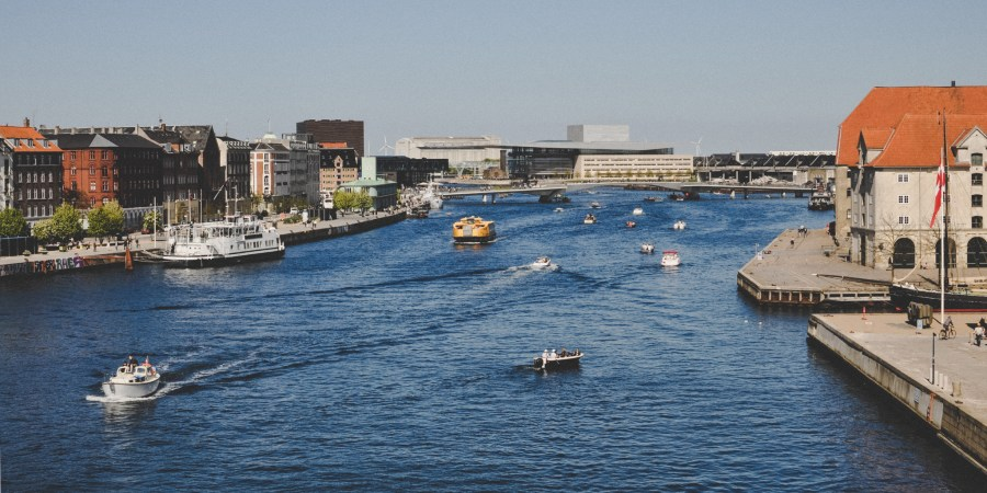 Explore Copenhagen by Boat