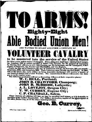 Oregon and the Civil War