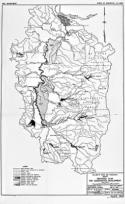Willamette River and Tributaries
