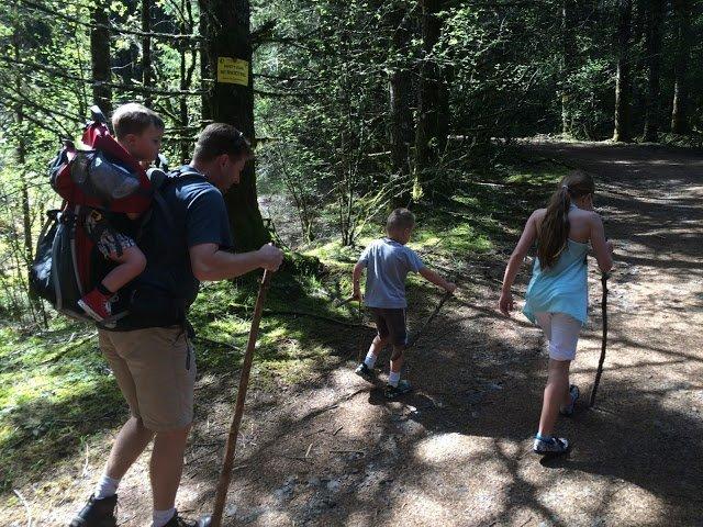 Horse Rock Ridge hiking near eugene
