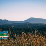 Marys Peak on the horizon at sunset in Corvallis, Oregon - Oregon Senior Games Canceled for Summer 2020