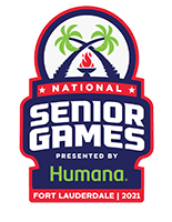 National Senior Games 2021 Logo