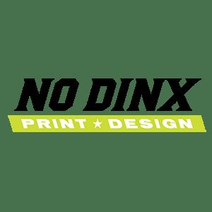 No Dinx, Albany, Oregon, Logo
