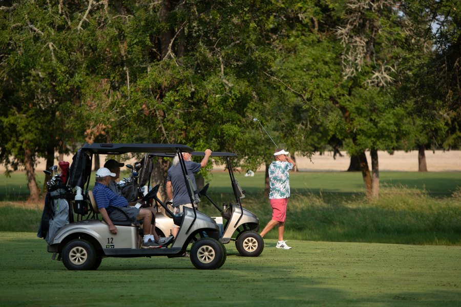 2021 Oregon Senior Games - Golf - Amanda Loman