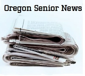 Oregon Senior News Logo