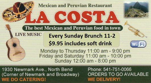 La Costa Mexican Family Restaurant