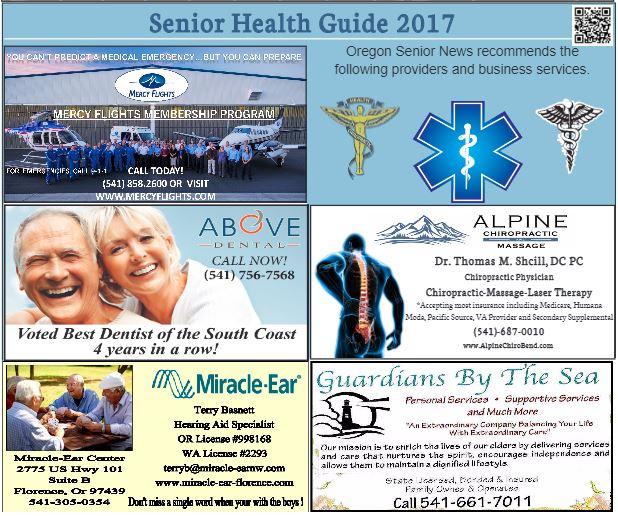 Senior Health Guide 2017 image