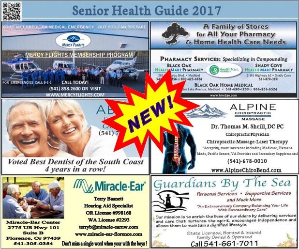 Senior Health Guide Cover
