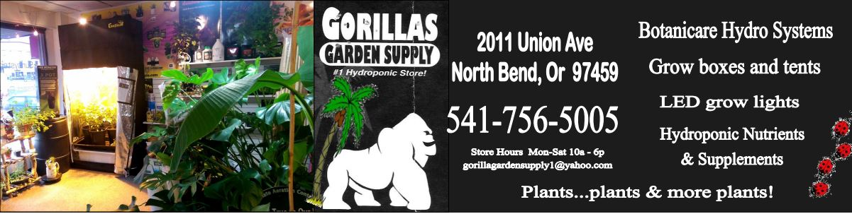 Gorillas Garden