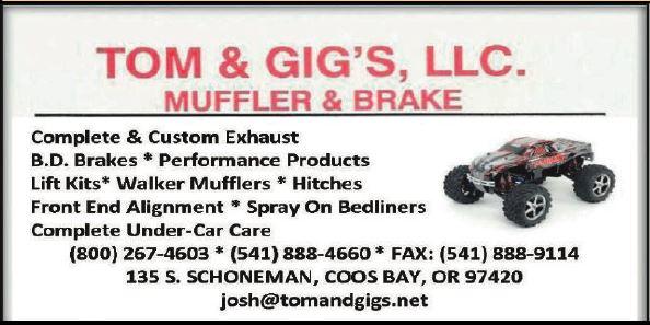 Tom & Gigs