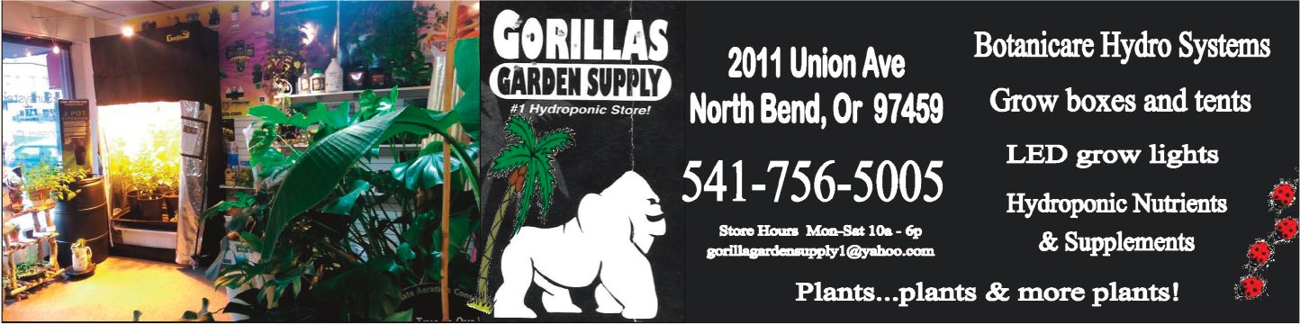 Gorillas Garden Supply