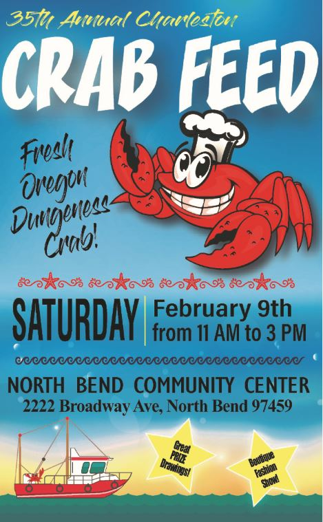 35th Annual Charleston Crab Feed