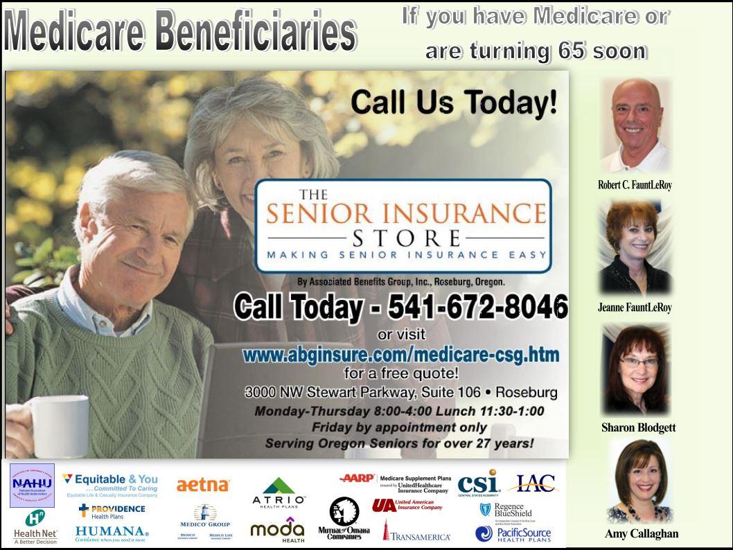 Senior Insurance Store 2018