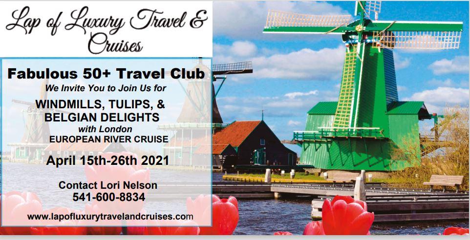 Lap of Luxury Travel and Cruises