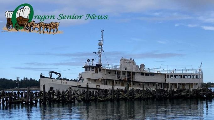 Oregon Senior News Cover