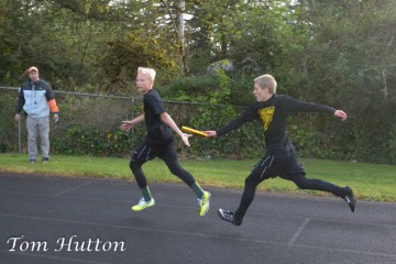 Bandon High School Track at Pacific  Coos Bay Events