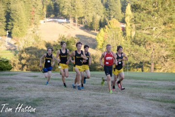 Harbor Lights Middle School Track at Brookings  Coos Bay
