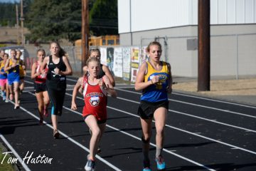 Harbor Lights Middle School Track at Siuslaw  Coos Bay