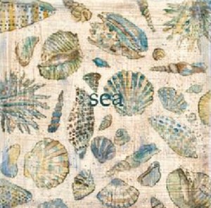 Pat Kristhnamurthy Shell Artwork