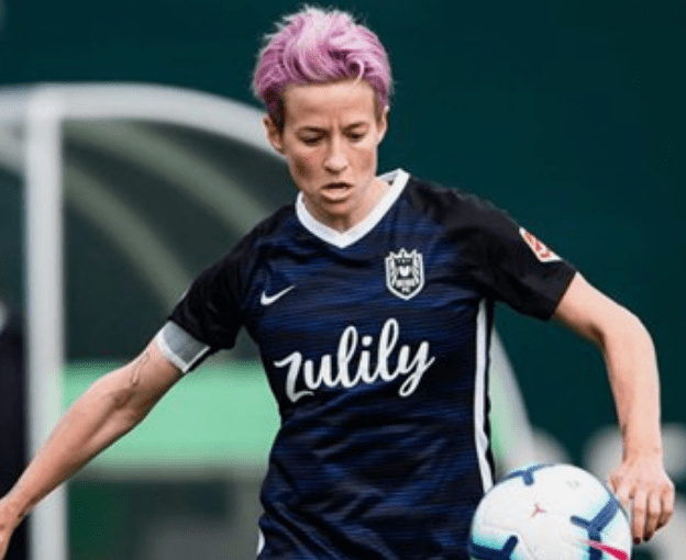 Real Madrid wants to sign USWNT star Rapinoe as 'Galactica'