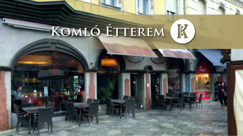 Komló Étterem - Szombathely - Öregsam Étterem