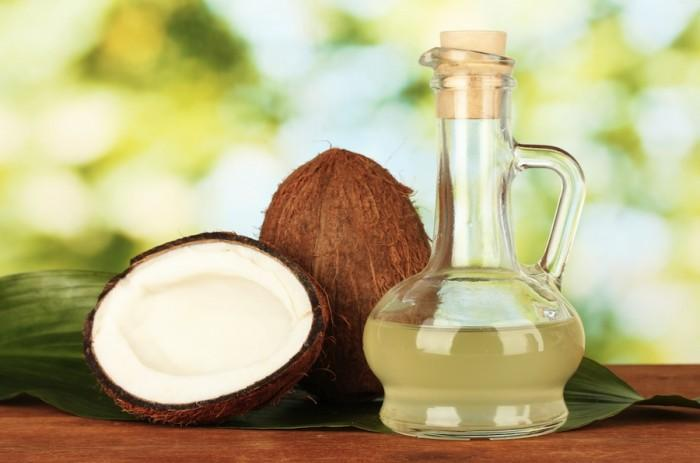 Кокос жаңғағы және кокос майы