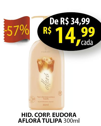 AFLORA LOC HID DES CPO TULIPA 300ML