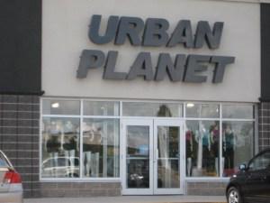 Urban Planet, Frederiction, août 2009