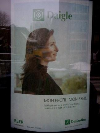 Publicité du Mouvement Desjardins (2009)