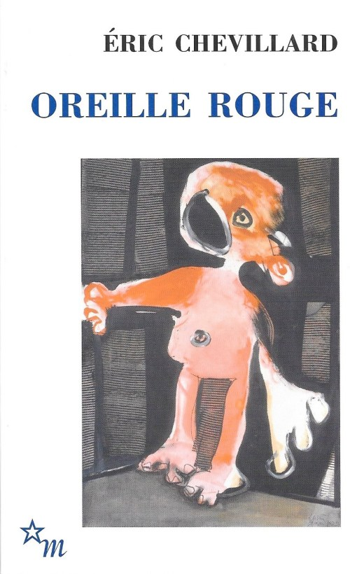 Éric Chevillard, Oreille rouge, 2007, couverture