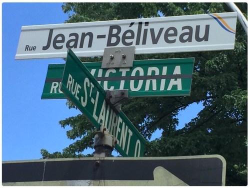Rue Jean-Béliveau, Longueuil, juin 2016