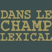 Dans le champ lexical (logo)