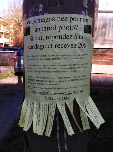 Le verbe «magasiner» au Québec
