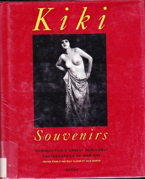 Kiki de Montparnasse, Kiki : souvenirs, 1999, couverture