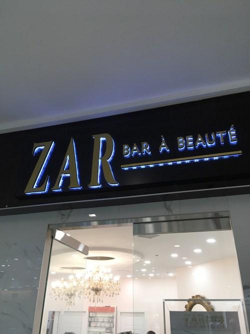 Bar à beauté, Montréal, 2019