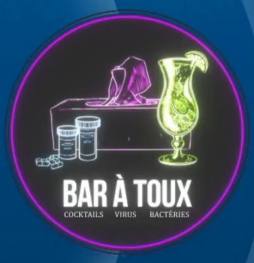 Les Appendices, «Bar à toux», Télé-Québec