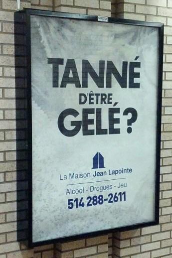 Publicité de la Maison Jean-Lapointe