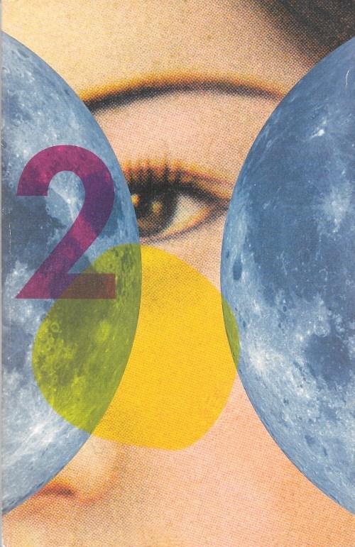 Haruki Murakami, 1Q84, 2012, vol. 2, couverture