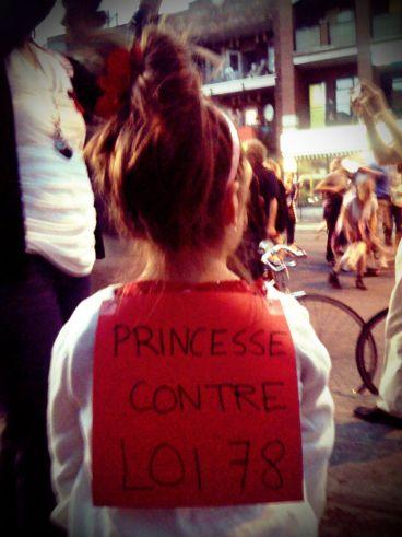 Une princesse contre la loi