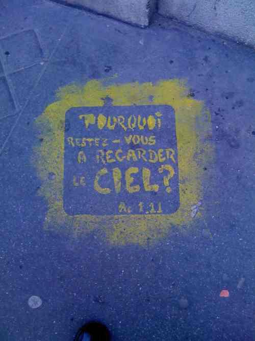 Graffit, Paris, 2011