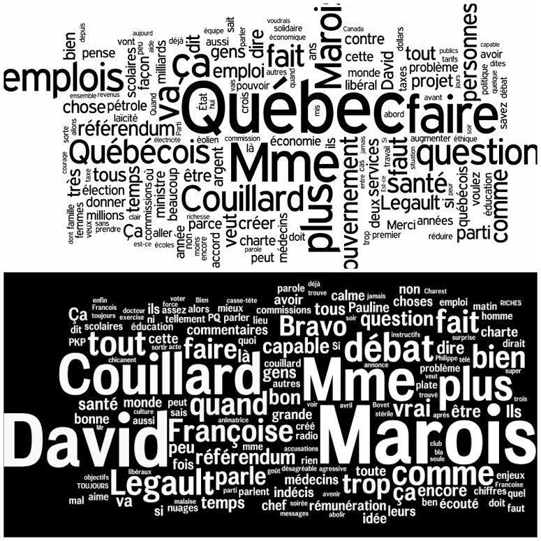 Langue de campagne (30) : la langue des chefs en débat