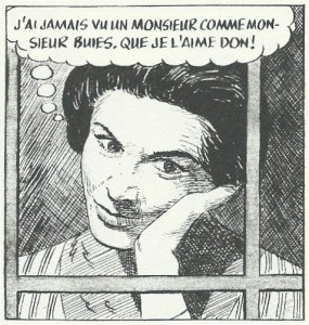 Arthur Buies selon Albert Chartier dans Séraphin illustré
