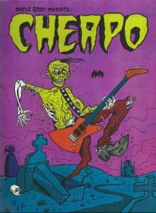 Cheapo, bande dessinée, 1989, couverture