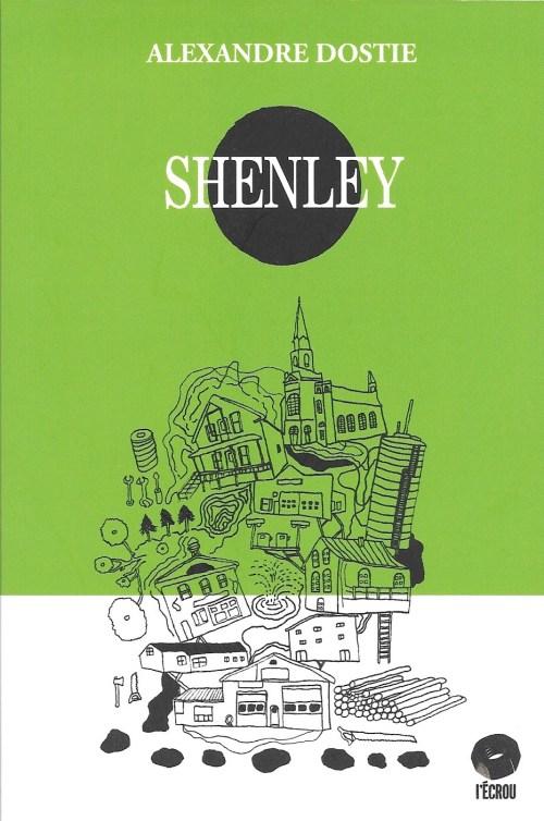 Alexandre Dostie, Shenley, 2014, couverture
