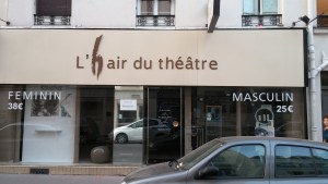 Paris, rue du Théâtre, 15e, juillet 2015