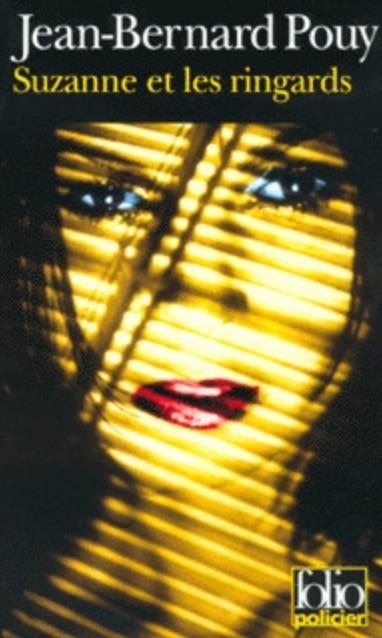 Jean-Bernard Pouy, Suzanne et les ringards, éd. de 2000, couverture